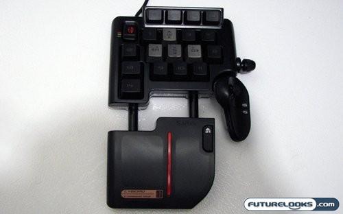 Saitek Cyborg Command Unit Keypad Controller Review