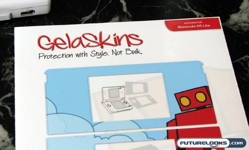 Gelaskins for the Nintendo DS Lite Reviewed
