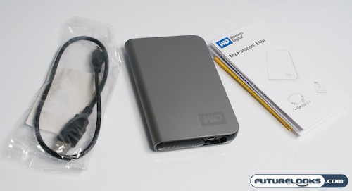 Western Digital My Passport Elite 320 GB USB 2.0 Portable Hard Drive Review