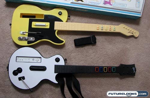 Nyko Frontman Wireless Guitar for Wii and PS3 Review