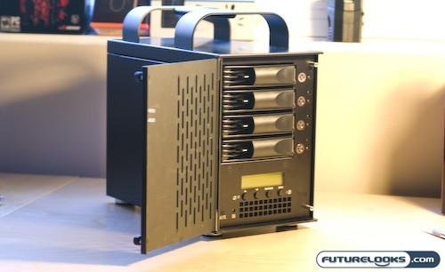 Enhance Technology T4H CR RAID Enclosure