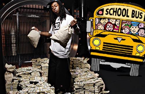 I got too much money? I'm ballin'!