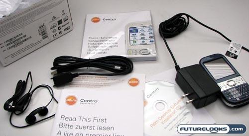 Palm Centro Smartphone Review