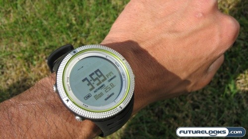 Suunto Core Green Light Advanced Outdoor Sports Watch Review