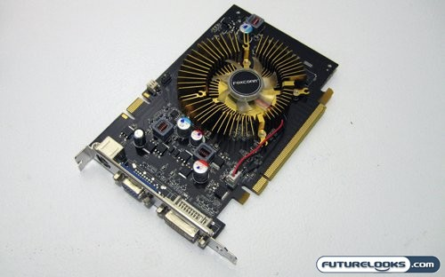 Foxconn 9500GT-256FR3 OC Video Card Review