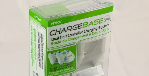 NYKO Charge Base 360 Dual Controller Charging System Review