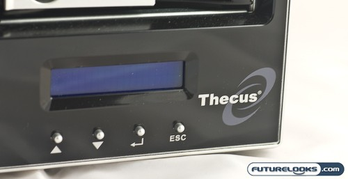 Thecus N5200B PRO Five-Bay NAS Server Review