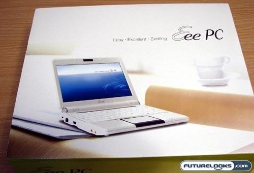 Asus Eee PC 1000HA Netbook Review