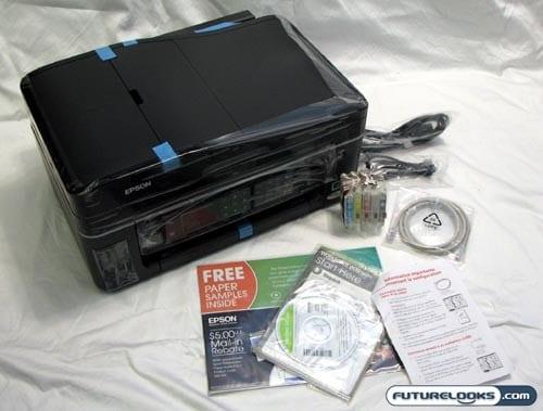 Epson WorkForce 600 Multifunction Printer Review