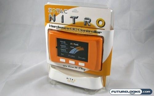 ZOTAC NITRO VGA Overclocking Controller Review