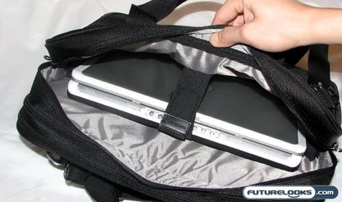 Targus Zip-Thru Corporate Traveler Laptop Case Review