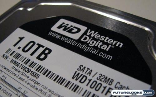 Western Digital Caviar Black WD1001FALS 1TB Hard Drive Review