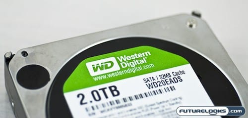 Western Digital Caviar Green 2.0TB (WD20EADS) SATA Hard Drive Review