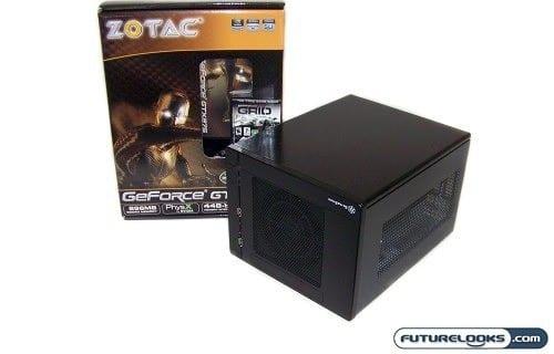 Silverstone SG05 Mini-ITX Enclosure Review