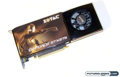 ZOTAC GeFORCE GTX 275 896MB Video Card Review