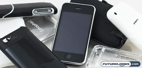 The Great Futurelooks iPhone 3G Case Round Up