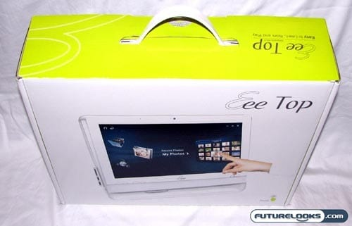 Asus Eee Top ET1602 1B All-in-One PC Review