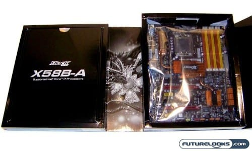 "ECS Black Series X58B-A ""Nehalem"" Motherboard Review"