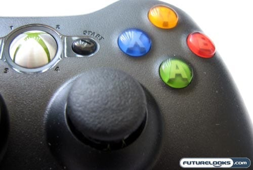 Xbox 360 Controllers Personalized by Evil Reviewed