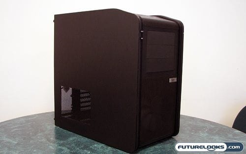 NZXT Panzerbox Classic Series Aluminum ATX Case Review