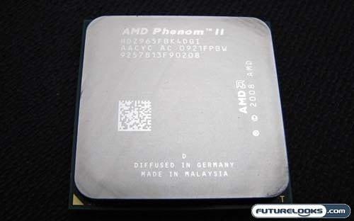 AMD Phenom II X4 965 Black Edition CPU Review