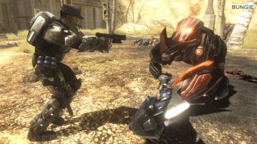 Futurelooks' Exclusive Pre-Launch Hands On Preview of Halo 3: ODST for the Xbox 360