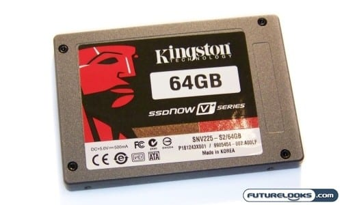 Kingston Technology 64GB SSDNow V+ SATA Solid State Drive Review