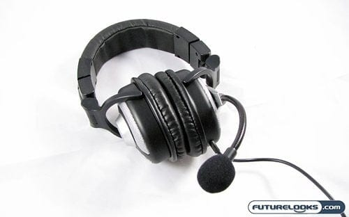 ABS FX-8 USB DTS Surround Sound Gaming Headset Review