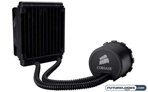 Corsair Hydro Series H50 High-Performance CPU Cooler Review