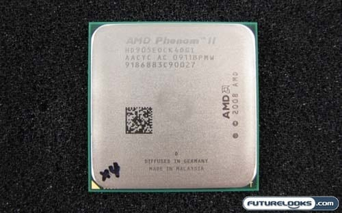 AMD Phenom II X4 905e CPU Reviewed - More Performance Without the Watts