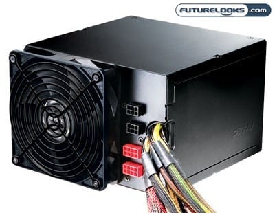 Antec CP-850 Power Supply 01