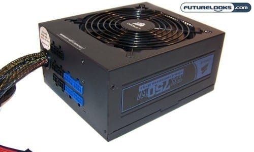 Corsair HX750W Professional Series ATX Power Supply Review