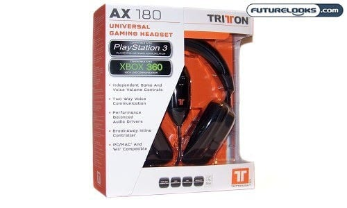 Tritton Technologies AX 180 Gaming Headset 01