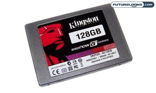 Kingston SSDNow V+ Series (Rev 2.0) 128GB SSD Review