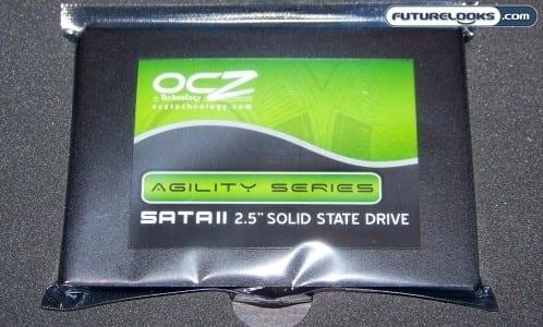 OCZ Technology 60GB Agility Series SATAII SSD Review
