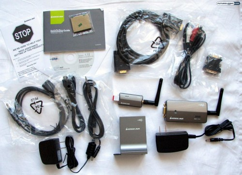 Iogear GUWAVKIT Wireless Audio Video Kit Review