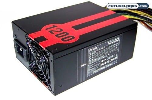 Antec Quattro TPQ-1200 Modular 1200W ATX Power Supply Review