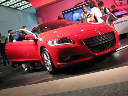 E3 2010 - Honda CR-Z Sports Hybrid and Car Town for Facebook