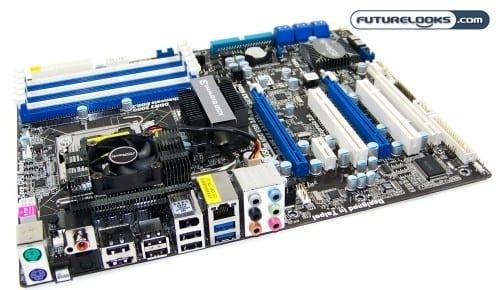 ASRock X58 Extreme 3 LGA1366 Motherboard Review | Futurelooks