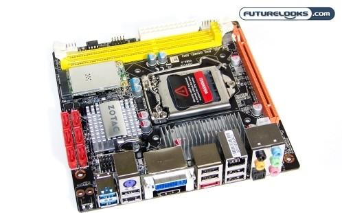 ZOTAC H55ITX-C-E Mini-ITX Motherboard Review