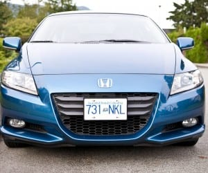 The 2011 Honda CR-Z Sport Hybrid Video Review