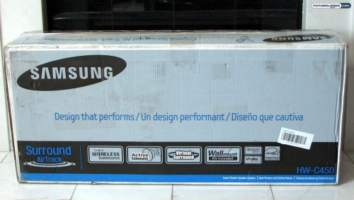 Samsung HW-C450 2.1 Channel Audio Bar Home Theatre System Review
