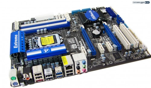 ASRock P55 Extreme4 LGA1156 ATX Motherboard Review