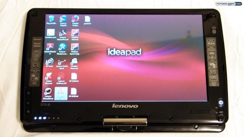 Lenovo IdeaPad S10-3t Convertible Tablet Netbook Review