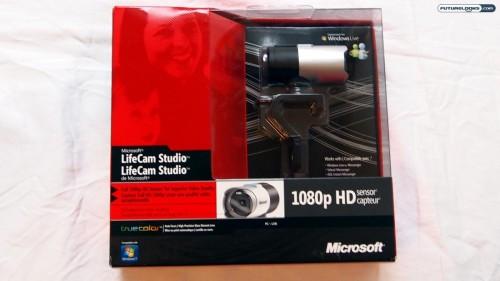 Microsoft LifeCam Studio HD Webcam Review