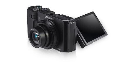 Samsung EX1/TL500 f/1.8-2.4 10.0 Megapixel Digital Camera Review