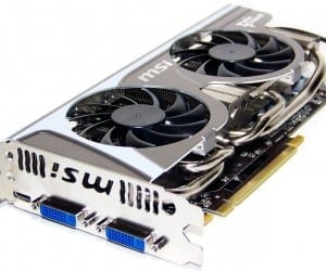 Video - Futurelooks Unboxes MSI's N560GTX-Ti Twin Frozr II nVidia GTX 560Ti Video Card