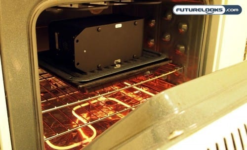 Video - Futurelooks Tortures the ioSafe Solo Pro Disaster Proof External Hard Drive in the Oven!