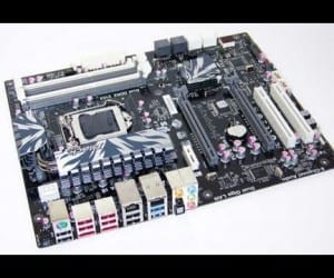 "Video - Futurelooks Unboxes the ECS Elitegroup P67H2-A2 LGA1155 ""Sandy Bridge"" Motherboard"