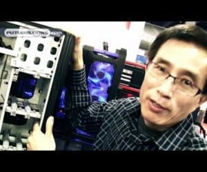CES 2011 Video Coverage - ANTEC Shows New 600 and Sonata IV Cases, Kuhler 920 H20 Cooler and SoundScience Speakers